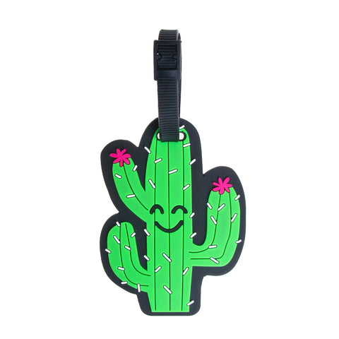 Icon Luggage Tags - Cactus - globite