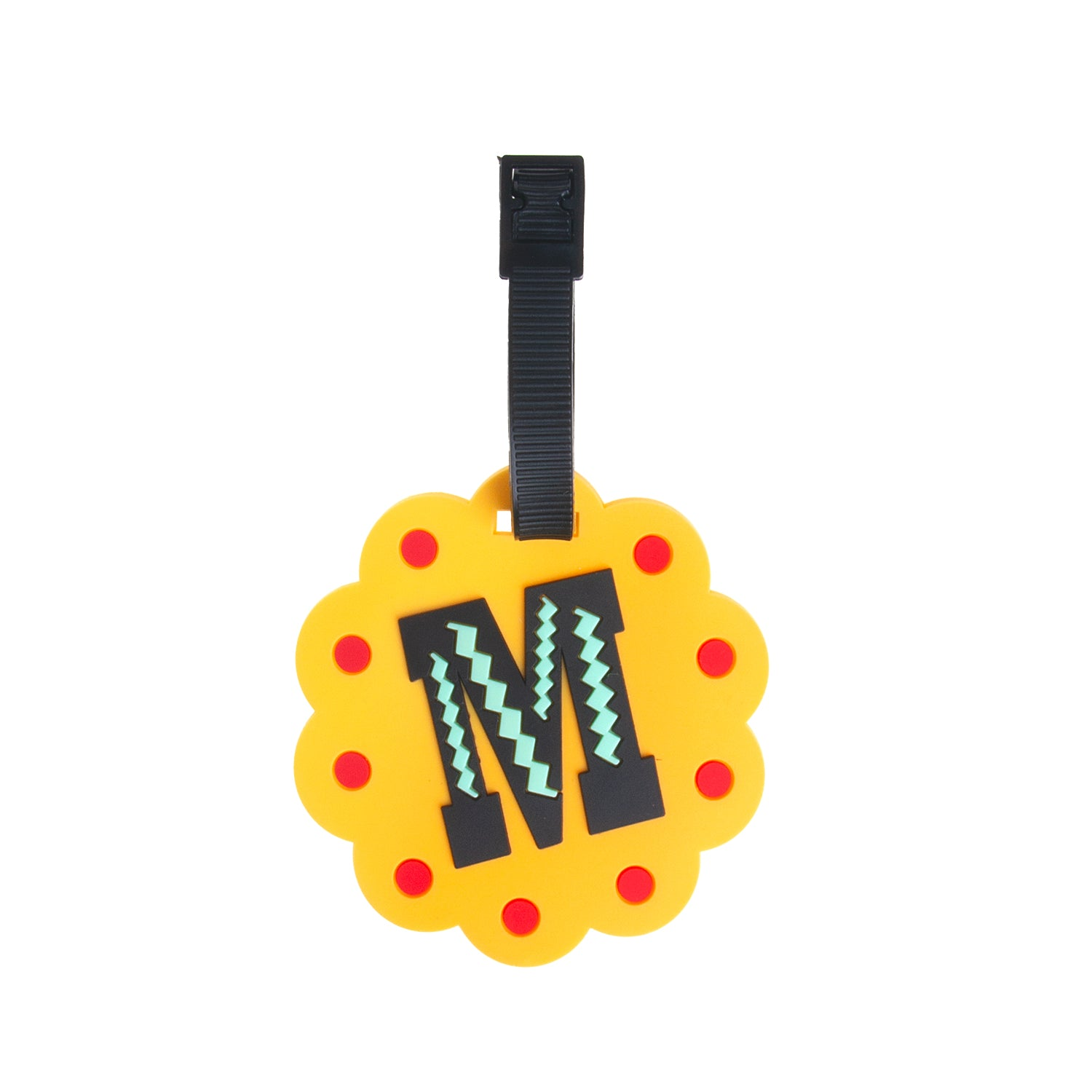 Letter Luggage Tags - M - globite