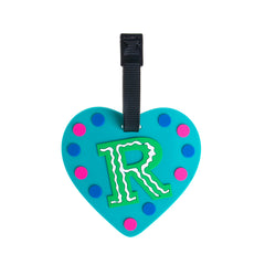 Letter Luggage Tags - R - globite