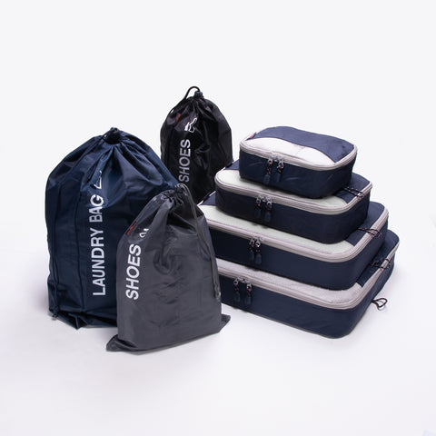 Packing Essentials Bundle - Navy - globite