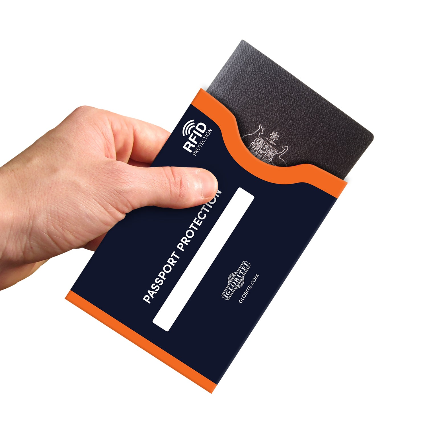 RFID Blocking Passport Sleeve - globite