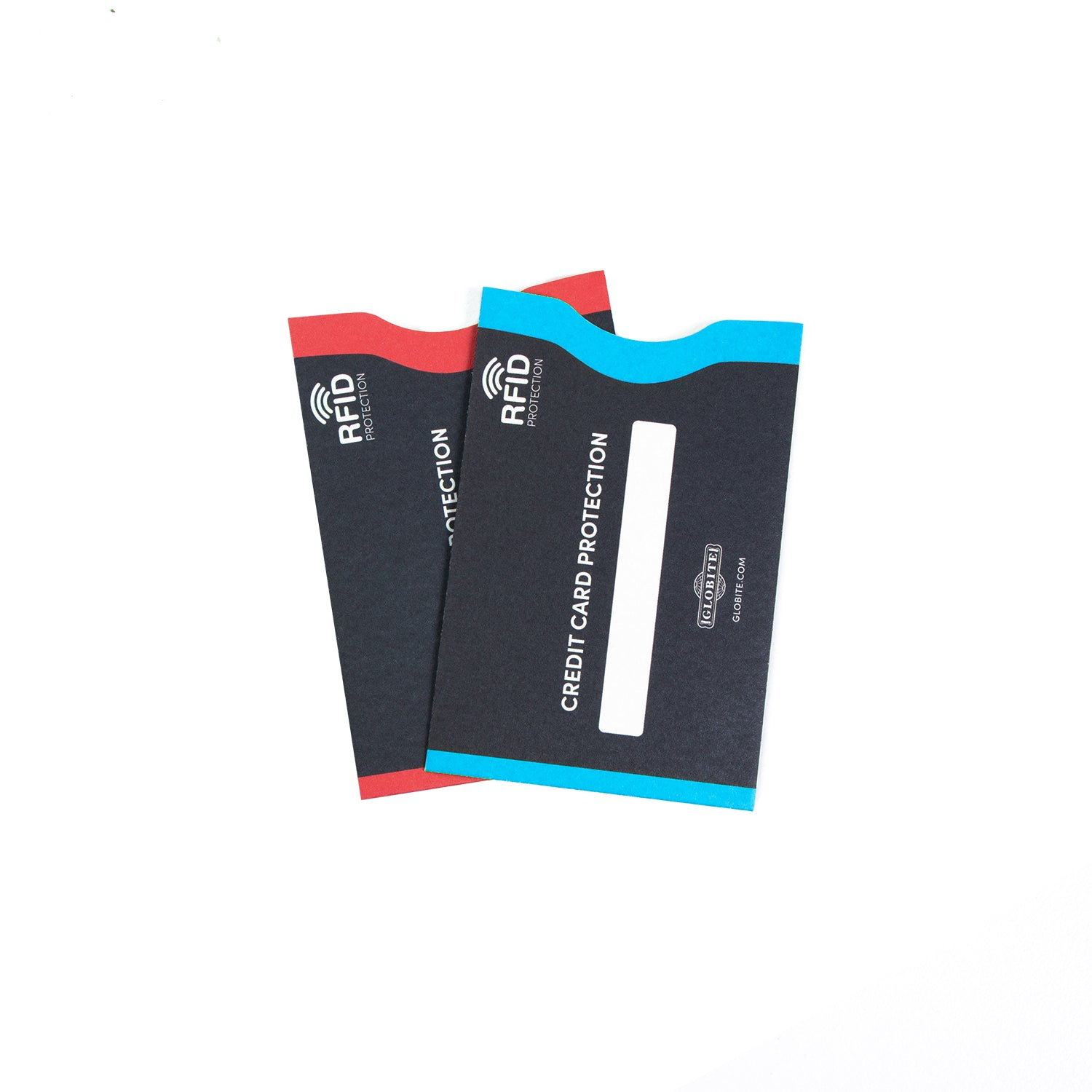 RFID Blocking Credit Card Sleeve 2 Pk - globite