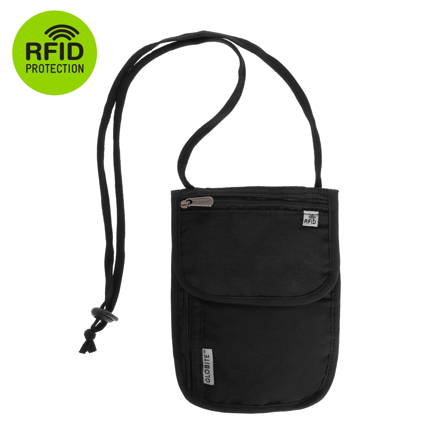 RFID Security Neck Pouch