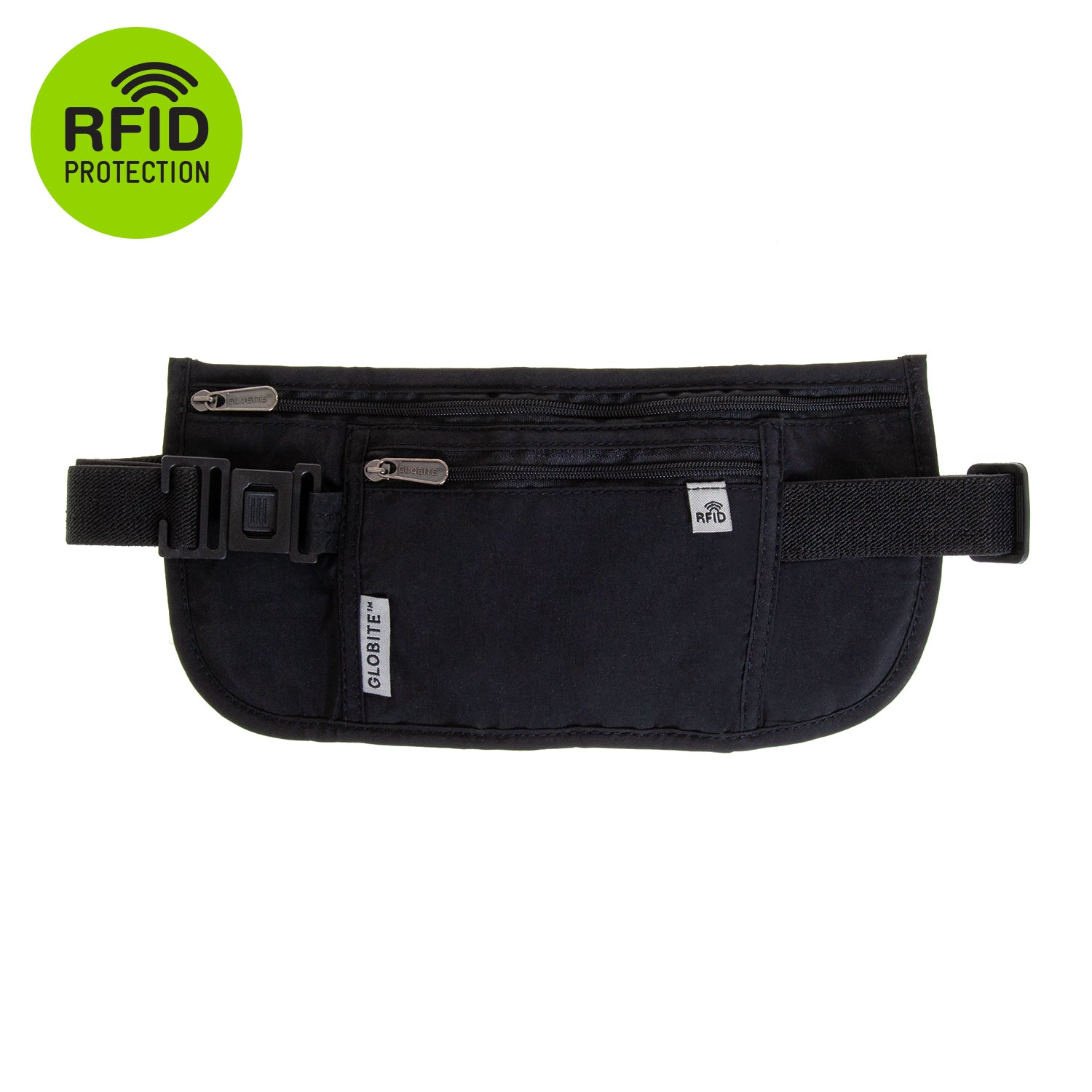 RFID Security Money Belt - globitetravel