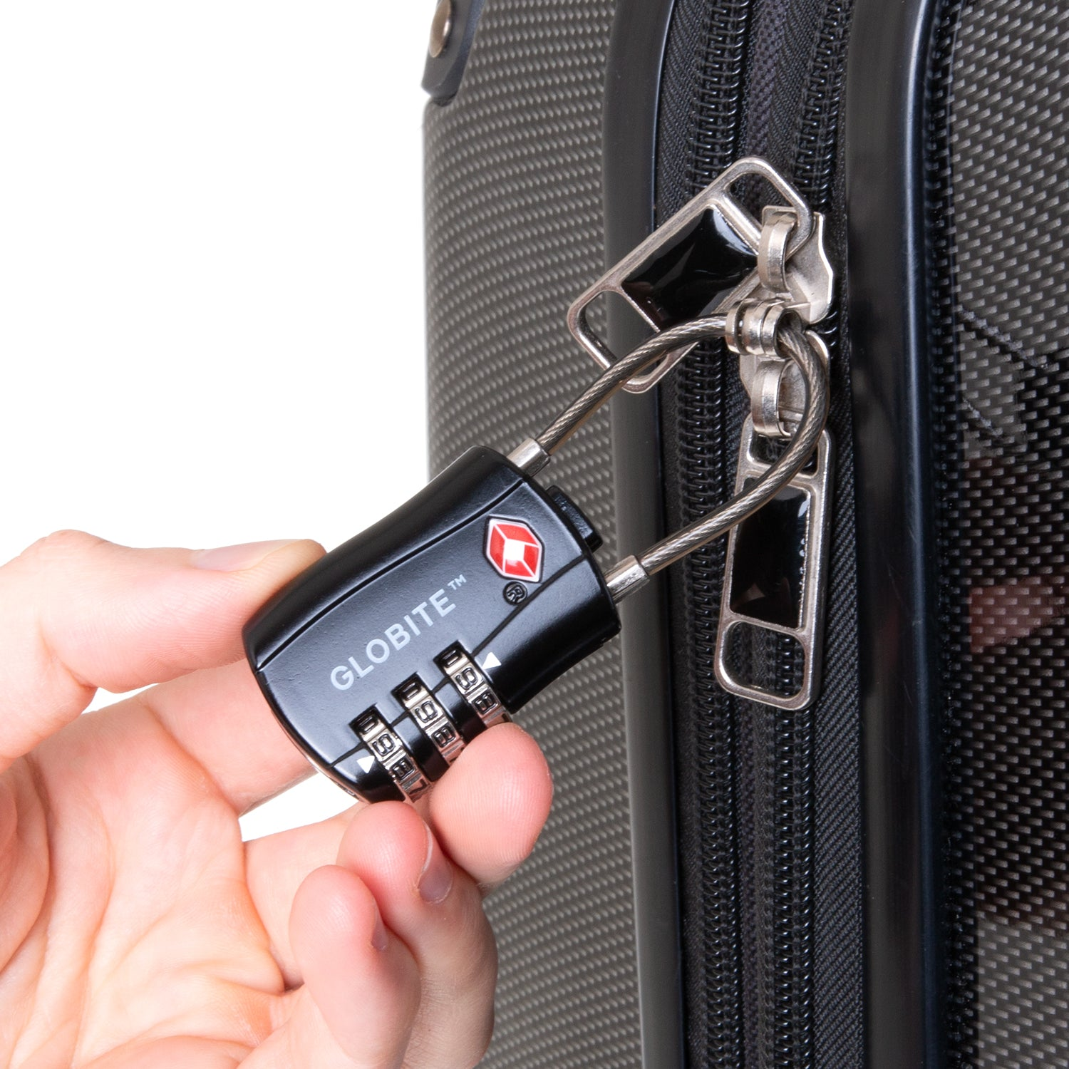 TSA Long Neck Combination Lock - globite