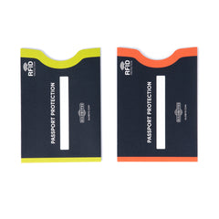 RFID Blocking Passport Protector 2pk - globite