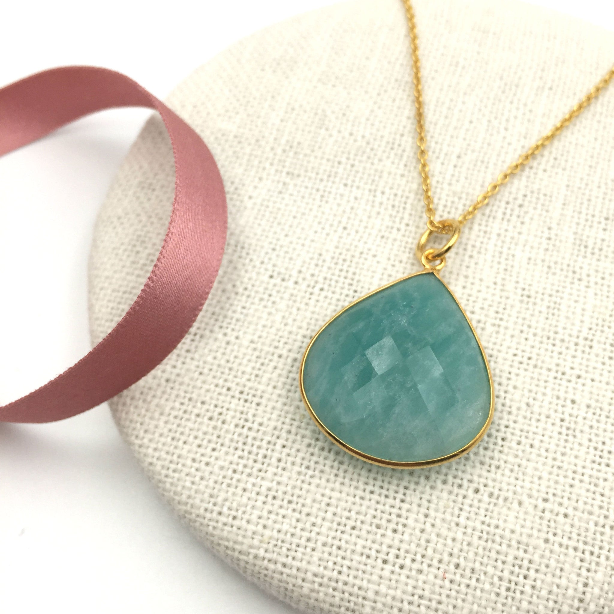 love stone mad lily necklace products design amazonite image