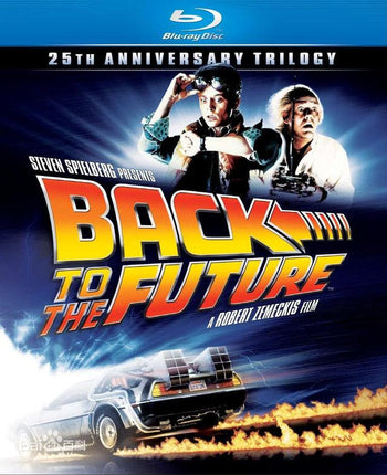Back to the Future 25th Trilogy(Blu-Ray)