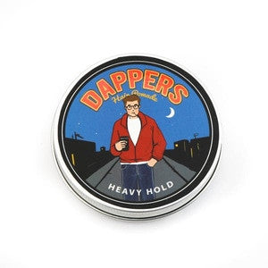 DAPPERS THE REBELS POMADE