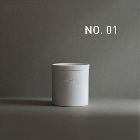 NO. 01 CHRONOLOGER CANDLE