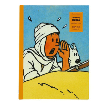 THE ART OF HERGE VOL.2 (ENGLISH)
