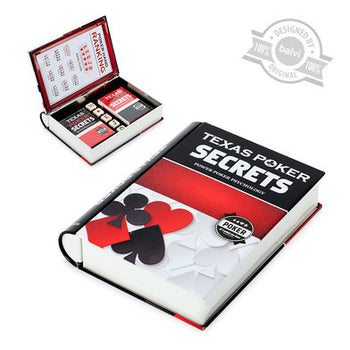 POKER SET POKER SECRETS TIN