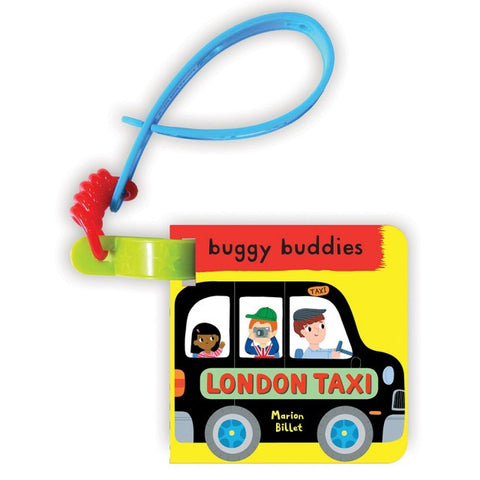 My First London Taxi Buggy Buddy: Buggy Buddies