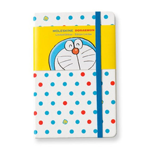 Doraemon Limited Edition Notebook, Large, Ruled, White
