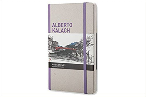Moleskine Inspiration and Process in Architecture : Alberto Kalach