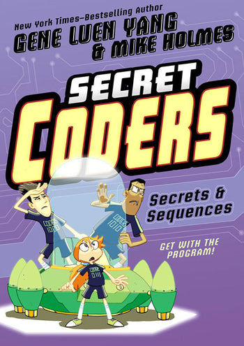 Secrets & Sequences: Secret Coders