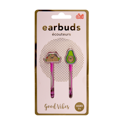 GATO TACO EARBUDS (59316)