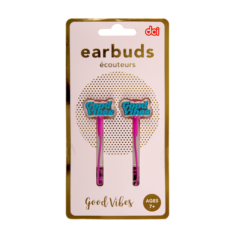 GOOD VIBES EARBUDS (59606)