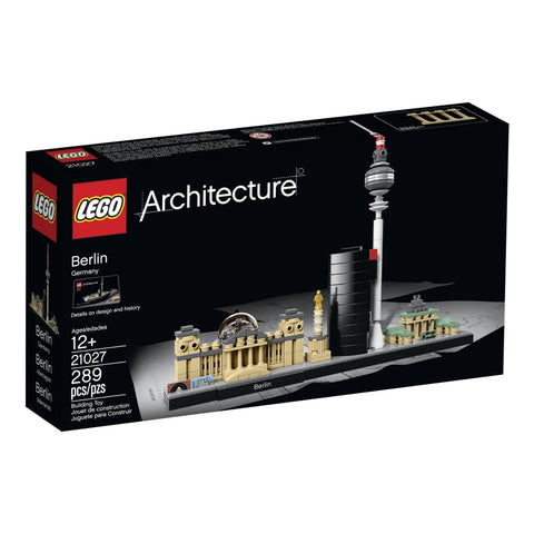 Berlin- Lego Architecture