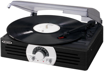 Jensen SCR-68C Turntable