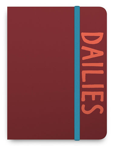 DAILY: Plumb Notebooks Dailies
