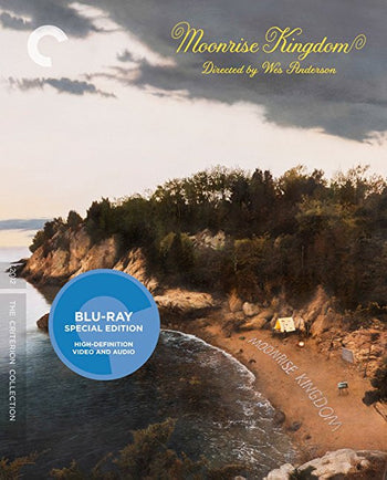 Criterion Collection : Moonrise Kingdom (Blu Ray)