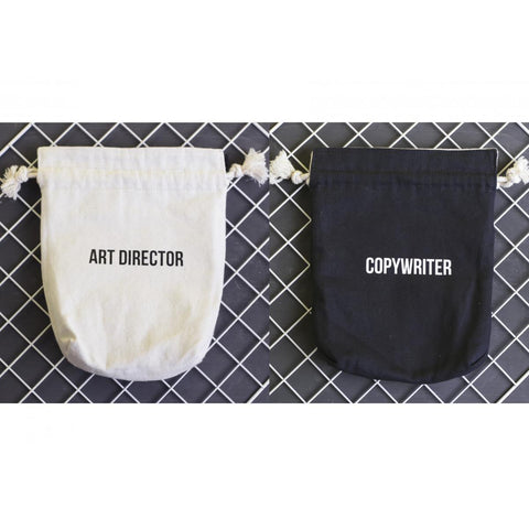 2IN1 SLING POUCH - ART DIRECTOR X COPYWRITER