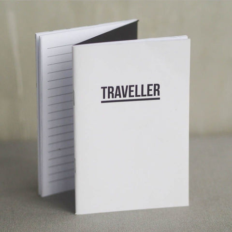 2IN1 NOTEBOOK - TRAVELLER X BLOGGER