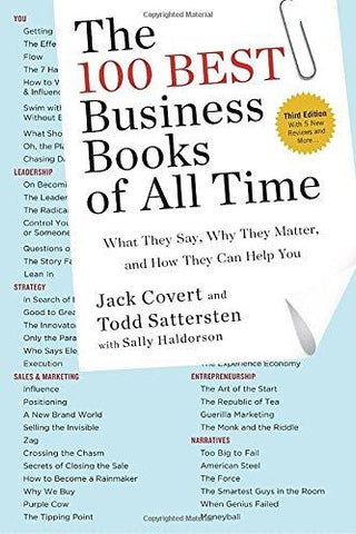 100 BEST BUSINESS BOOKS OF ALL TIME