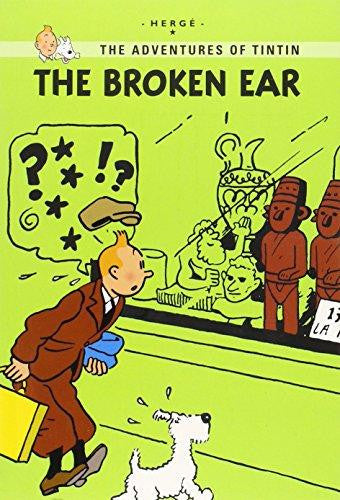 Adventures of Tintin: The Broken Ear