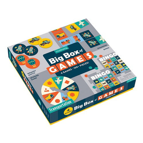 Transportation Big Box Of Game