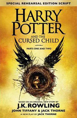 Harry Potter and the Cursed Child, Parts 1 & 2, Special Rehearsal