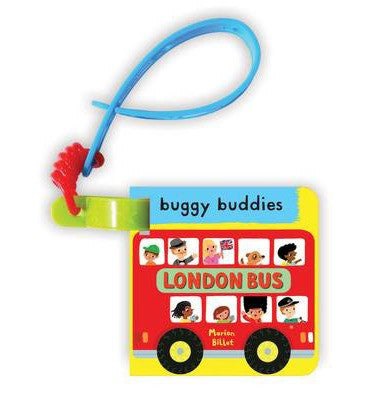 My First London Bus Buggy Buddy: A Crinkly Cloth Book for Babies! (Buggy Buddies)