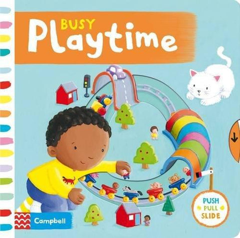 Busy Playtime (Busy Books)