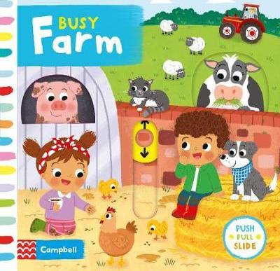 Busy Farm (Busy Books)