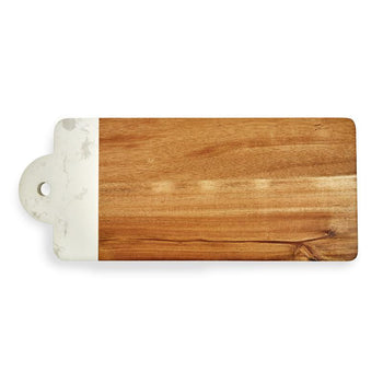 BOARD MARBLE ON END & WOOD PLAIN (BRDM110B)