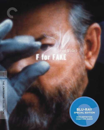 F For Fake (Criterion Collection Blu-Ray)