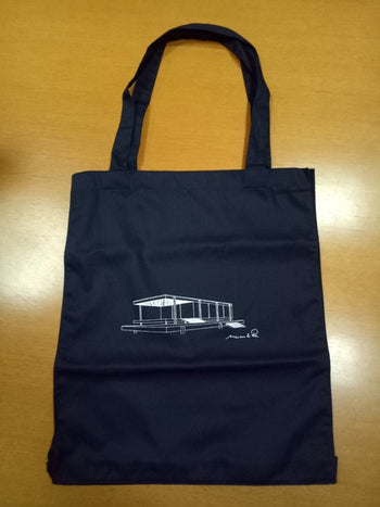 "TOTE BAG Architecture Series ""FRANSWORTH HOUSE"""