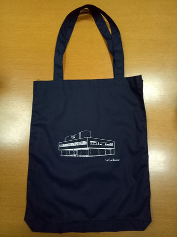 "TOTE BAG Architecture Series ""VILLA SAVOYE"""