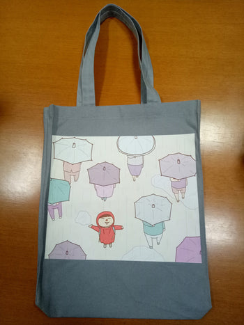 Aksara Tote Bag Artist Series