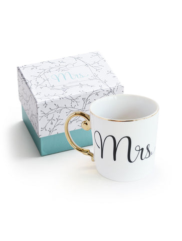 Love Is In The Air Mug Mrs