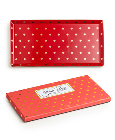 SOIREE ROUGE TRAY (96257)