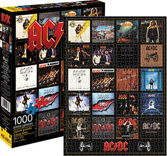Discography 1000pc Puzzle