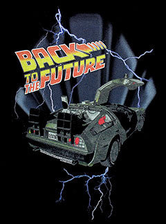 LIGHTNING-BACK TO THE FUTURE