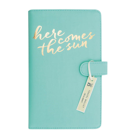FASHION TRAVEL WALLET