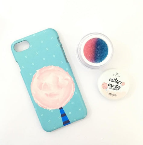 IPHONE CASE 7 COTTON CANDY