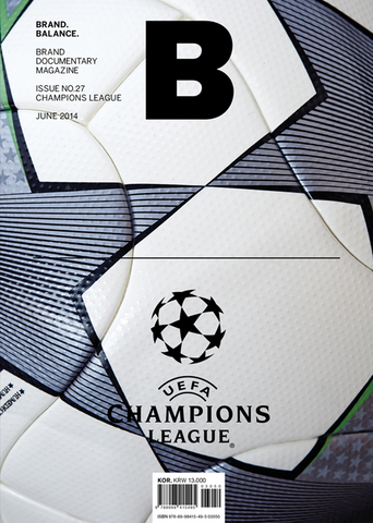 Magazine B Issue#27 CHAMPION LEAGUE