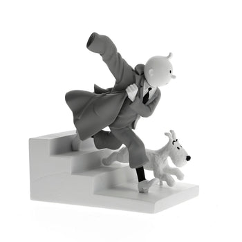 Figurine Tintin and Snowy in action Hors-Série (42173)