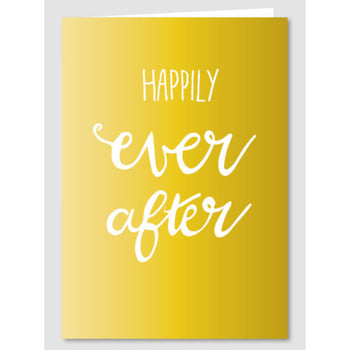 GOLD HAPPILY EVER AFTER (GOLD112)
