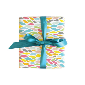 HAPPY LEAVES GIFT WRAP